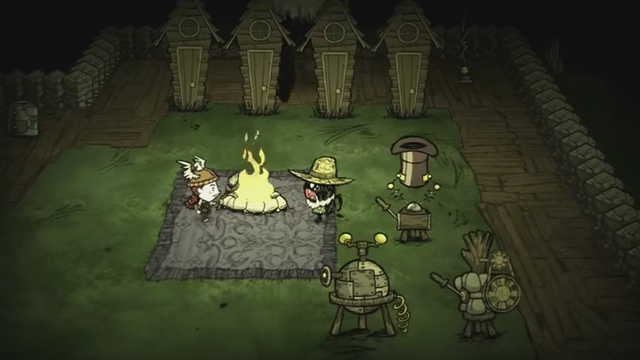 "「Don't Starve Together」に本家""Don't Starve""のDLC""Reign of Giants""が無料追加される事が発表"