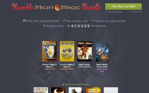 might&magic bundle