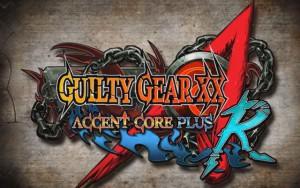 GUILTY GEAR XX ΛCORE PLUS R
