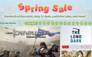 Hunble Bundle Spring Sale