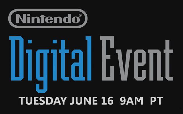 米任天堂、E3時にデジタルイベントの開催を発表。日本時間の6月17日午前1時から