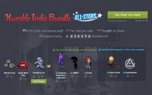 Humble Indie Bundle: All-Stars