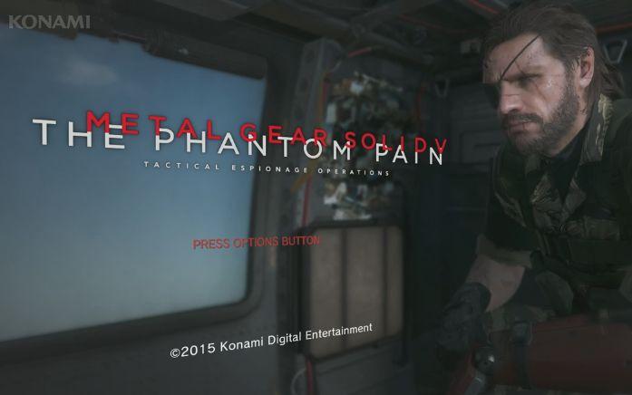 「METAL GEAR SOLID V: THE PHANTOM PAIN」のオリジナルPS4同梱版や初回生産限定版の紹介映像が公開