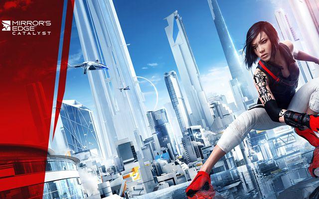 """""""Mirror's Edge""""シリーズ最新作「Mirror's Edge Catalyst」が正式告知、詳細はE3 2015のEAプレスカンファレンス"""