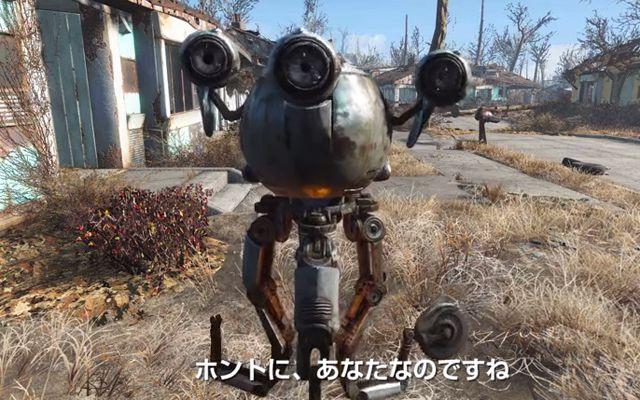 「Fallout4」はレベルキャップなしでメインストーリー後も継続してプレイ可能