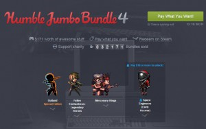 Humble Jumbo Bundle 4