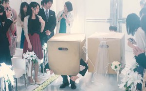 箱入り娘、涙の結婚式篇