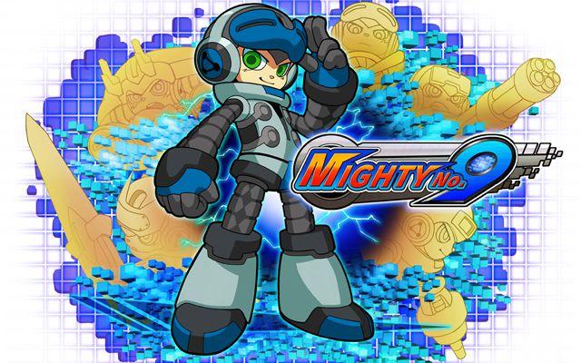 「Mighty No.9」の発売日が6月21日に決定