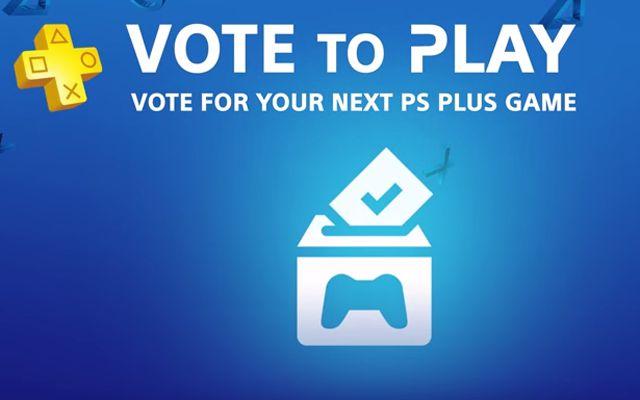 """PS Plus加入者向けに投票で""""フリープレイ""""タイトルを決める「Vote to Play」の第1回候補タイトルが発表"""