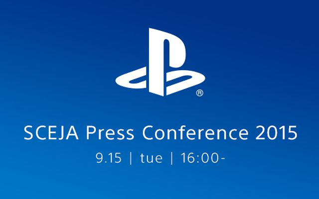 SCEJA、国内のプレイステーションビジネスの販売戦略発表をする「SCEJA Press Conference 2015」が9月15日16時より開催。ストリーミング中継も有り