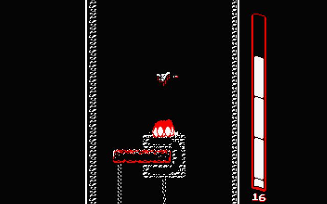 PS4/Vita版「Downwell」が5月24日頃に配信決定(記事内容に追記有り)