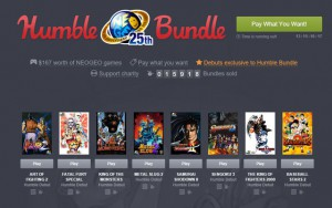 Humble NEOGEO 25th Anniversary Bundle