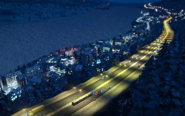 "「Cities: Skylines」の第2弾拡張""Snowfall""が2月18日に配信決定"