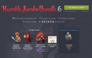 The Humble Jumbo Bundle 6