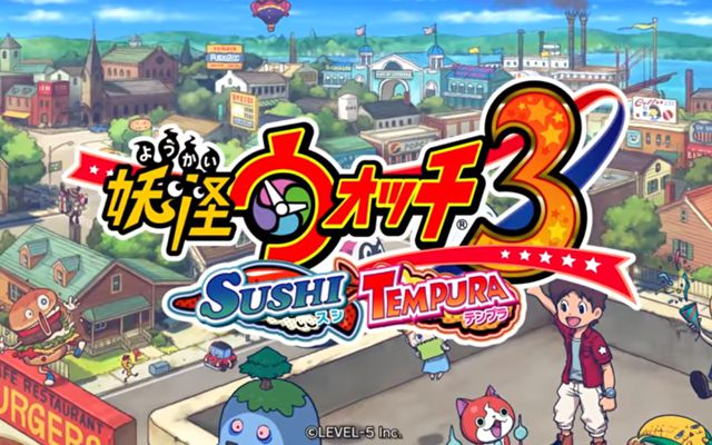 Youkai watch release date in Sydney