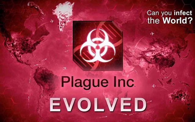 レビュー「Plague Inc Evolved」:お手軽ながらに妙にリアルな雰囲気の病原体感染シミュレーション