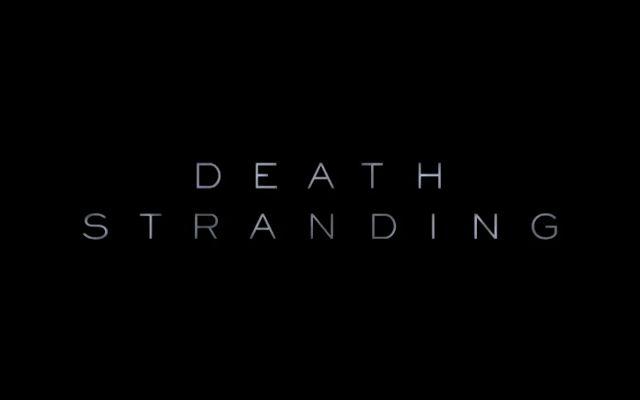 「DEATH STRANDING」のブリーフィング映像が公開