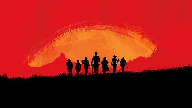 Rockstar Games、「Red Dead」シリーズを彷彿とさせる画像を公開