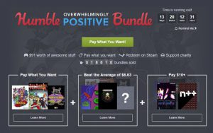 Humble Postive Bundle