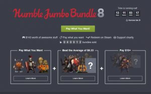 Humble Jumbo Bundle 8