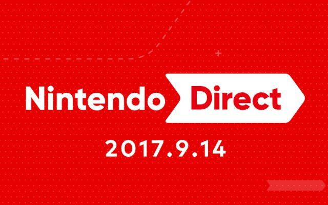Nintendo Direct 2017.9.14