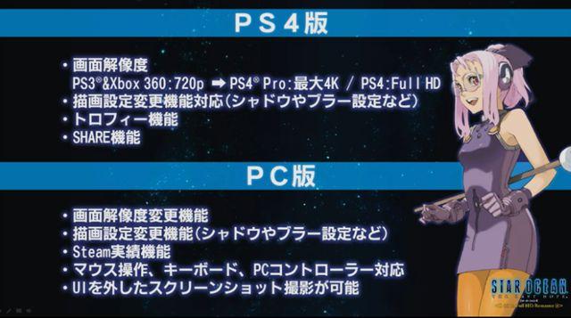 スターオーシャン4 THE LAST HOPE 4K&Full HD Remaster