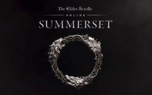"「The Elder Scrolls Online」拡張""Summerset"""