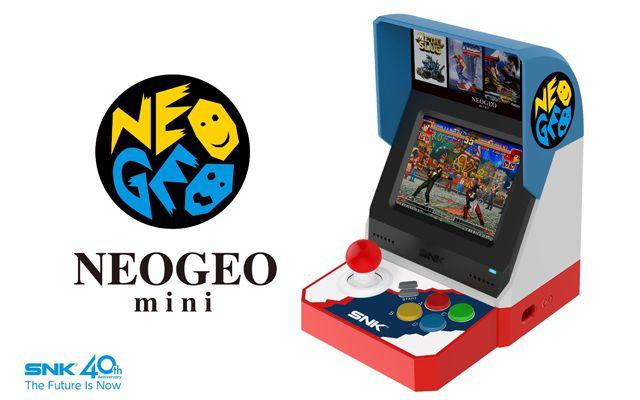 NEOGEO mini