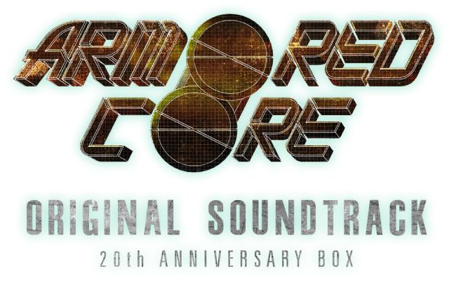 ARMORED CORE ORIGINAL SOUNDTRACK 20th ANNIVERSARY BOX