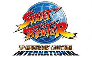 ストリートファイター 30th アニバーサリーコレクション インターナショナル