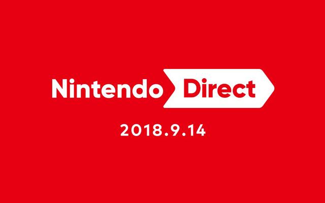 9月7日に予定していた「Nintendo Direct」が9月14日朝7時より放送決定
