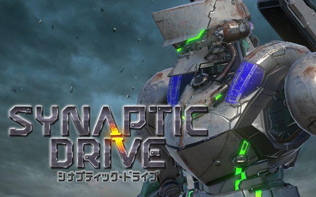 Steam/Nintendo Switch向け「Synaptic Drive(シナプティック・ドライブ)」のSteamストアページが公開