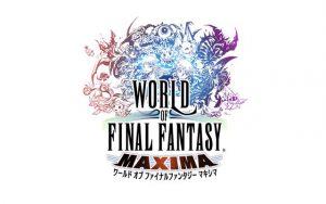 ワールド オブ ファイナルファンタジー マキシマ