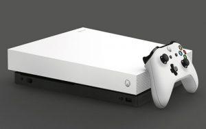 Xbox One X ホワイト スペシャル エディション