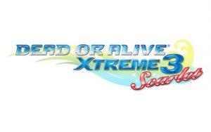 DEAD OR ALIVE Xtreme3 Scarlet