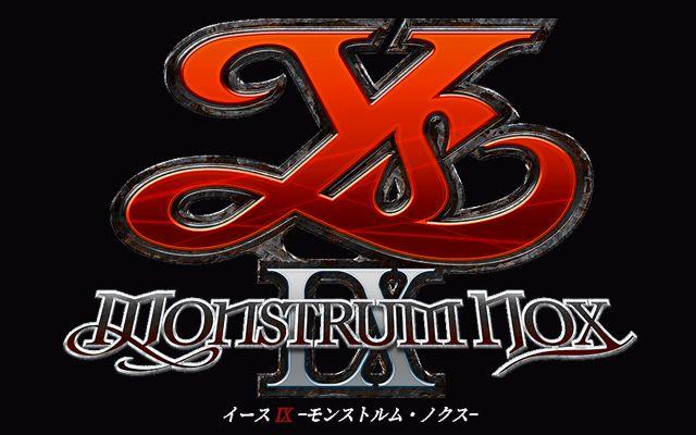 「イースⅨ -Monstrum NOX-(モンストルム・ノクス)」の読み込み速度や動作の安定性の向上などを導入するパッチv1.04が10月10日に配信決定