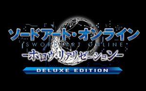 Nintendo Switch版「ソードアート・オンライン -ホロウ・リアリゼーション- DELUXE EDITION」