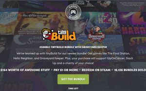 Humble tinyBuild Bundle