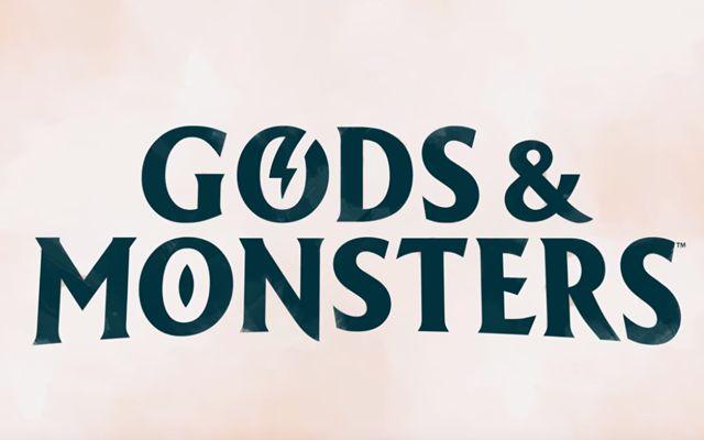 オープンワールドアクション「Gods&Monsters」が発表、発売は2020年2月25日