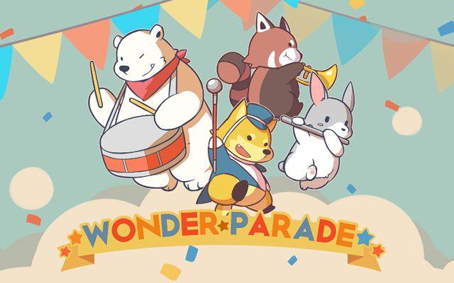リズムゲーム「Wonder Parade」がSteam/Nintendo Switch向けに配信決定