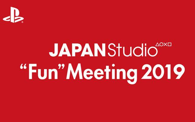 """JAPAN Studio """"Fun"""" Meeting 2019"""