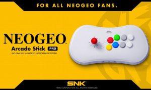 NEOGEO Arcade Stick Pro