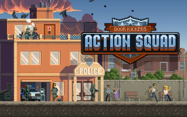 Nintendo Switch版「Door Kickers: Action Squad」が配信開始