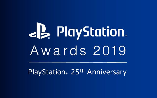 「PlayStation Awards 2019」の開催日が12月3日に決定