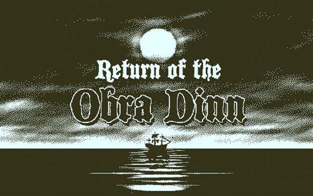 国内PS4/Nintendo Switch版「Return of the Obra Dinn」の配信日が2019年10月18日に決定