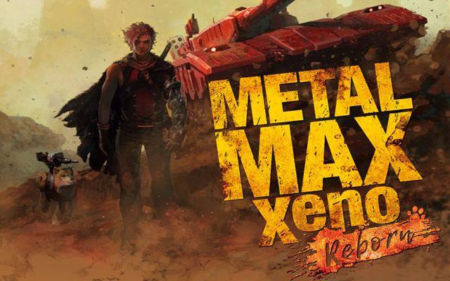 「メタルマックスゼノ リボーン」の2nd Trailerが公開