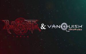 BAYONETTA&VANQUISH