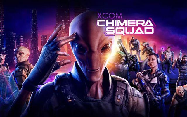 """""""XCOM""""シリーズの最新作「XCOM: Chimera Squad」が4月24日に配信決定"""