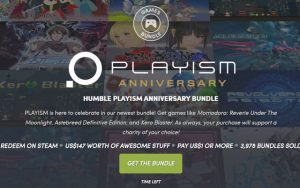 Humble PLAYISM Anniversary Bundle