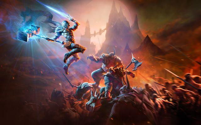 """リマスター版「Kingdoms of Amalur: Reckoning」の発売日が2020年9月8日に決定、完全新規のDLC""""Fatesworn""""は2021年"""